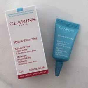5 FOR $25! CLARINS Moisture Replenishing Lip Balm